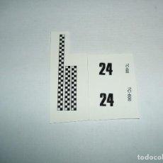 Scalextric: CALCAS AL AGUA SEAT 600. Lote 144920118