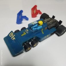 Scalextric: SLOT SCALEXTRIC EXIN FORD TYRRELL P-34 AZUL. Lote 145220426