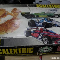 Scalextric: ANTIGUO CIRCUITO SCALEXTRIC EXIN GP-14. Lote 145366214