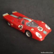 Scalextric: COCHE SCALEXTRIC PORSCHE 917 ROJO MADE IN SPAIN REF. C-46. Lote 145875330