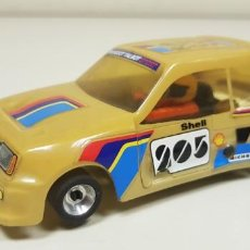 Scalextric: J4- PEUGEOT 205 TURBO 16 REF 7031 SRS SCALEXTRIC EXIN. Lote 146170262