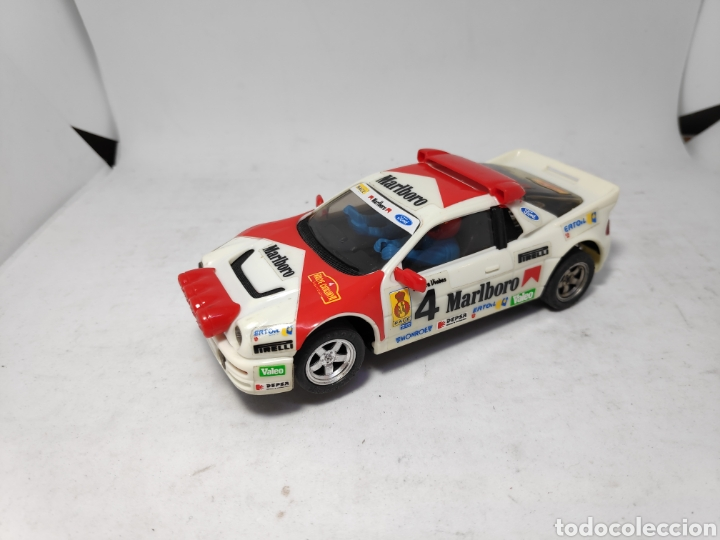 SCALEXTRIC FORD RS200 MARLBORO EXIN (Juguetes - Slot Cars - Scalextric Exin)