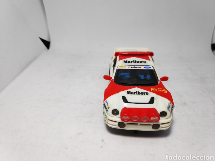 Scalextric: SCALEXTRIC FORD RS200 MARLBORO EXIN - Foto 2 - 146584488