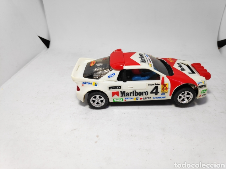 Scalextric: SCALEXTRIC FORD RS200 MARLBORO EXIN - Foto 3 - 146584488