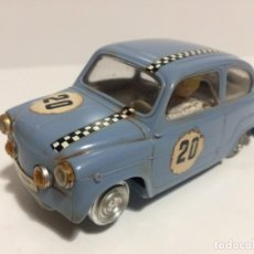 Scalextric: SEAT TC 600 AZUL EXIN. Lote 146772362