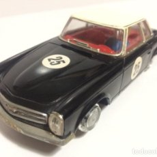 Scalextric: MERCEDES 250 SL NEGRO EXIN. Lote 146773342
