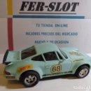Scalextric: PORSCHE 911 CARRERA RS DE SCALEXTRIC MUY BUEN ESTADO MOTOR ABIERTO. Lote 146903718