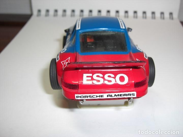 Scalextric: Porsche Carrera JOCAVI. Con instrucciones originales. - Foto 4 - 147065270
