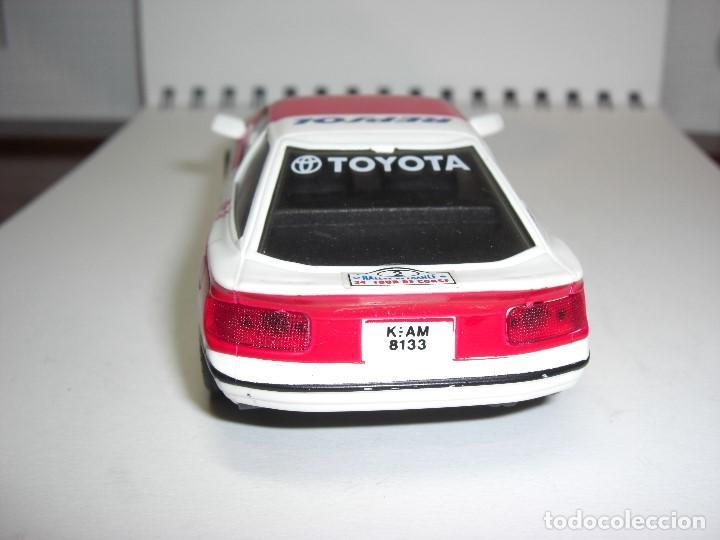 Scalextric: Toyota Celica REPSOL. - Foto 3 - 147068326