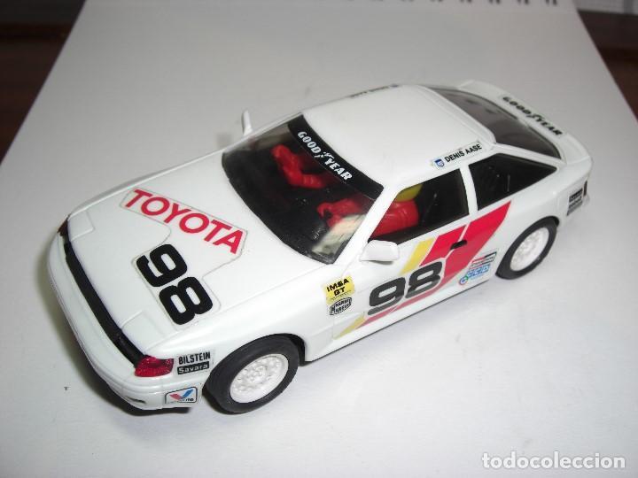 TOYOTA CELICA IMSA 98. (Juguetes - Slot Cars - Scalextric Exin)
