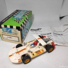 Scalextric: SCALEXTRIC SIGMA F1 BLANCO EXIN. Lote 147098830