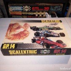 Scalextric: GP 14 CON 2 BRABHAM BT-46 | SCALEXTRIC | EXIN | 1170 1169. Lote 148687314
