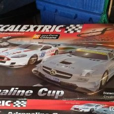 Scalextric: SCALEXTRIC ADRENALINE C3 CUP . Lote 148708542