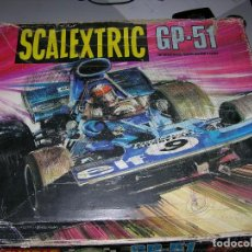 Scalextric: SCALEXTRIC GP 51. Lote 148776730