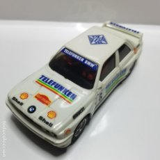 Scalextric: SLOT SCALEXTRIC EXIN BMW M3 TELEFUNKEN. Lote 148917546