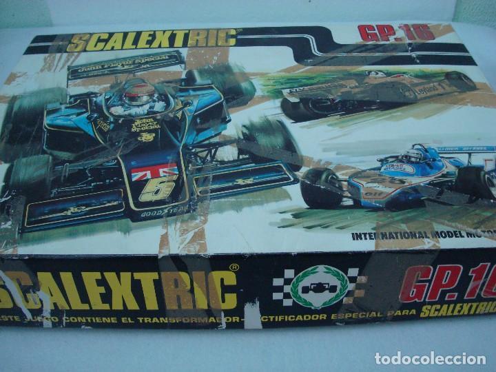 Scalextric: SCALEXTRIC GP 16 - Foto 5 - 148964730
