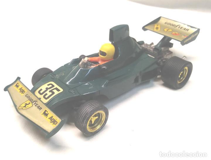 FERRARI B3 F1 REF 4052 DE EXIN SCALEXTRIC AÑOS 70 (Juguetes - Slot Cars - Scalextric Exin)