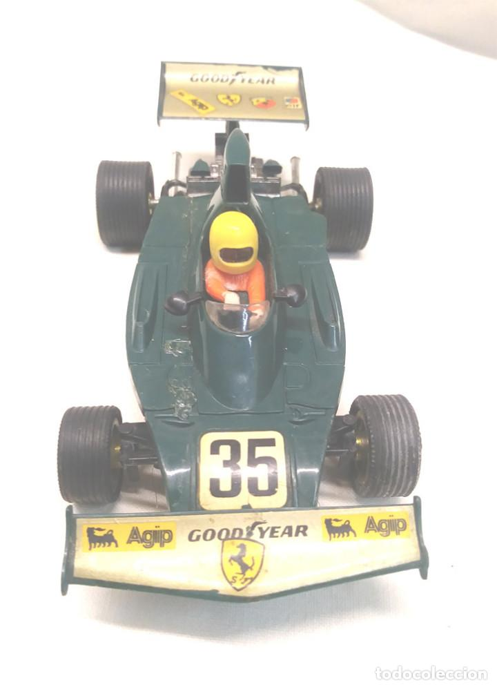 Scalextric: Ferrari B3 F1 Ref 4052 de Exin Scalextric años 70 - Foto 2 - 149532002