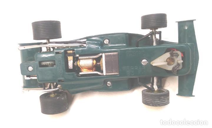 Scalextric: Ferrari B3 F1 Ref 4052 de Exin Scalextric años 70 - Foto 5 - 149532002