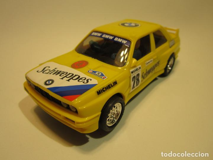 BMW M3 NUEVO SCALEXTRIC EXIN (Juguetes - Slot Cars - Scalextric Exin)