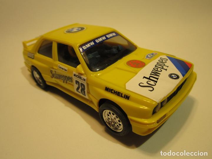 Scalextric: BMW M3 NUEVO SCALEXTRIC EXIN - Foto 2 - 149758766