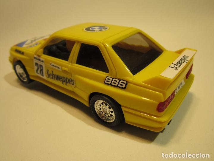 Scalextric: BMW M3 NUEVO SCALEXTRIC EXIN - Foto 4 - 149758766