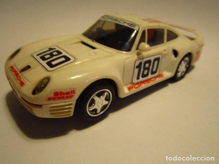 PORSCHE 959 4X4 SCALEXTRIC EXIN (Juguetes - Slot Cars - Scalextric Exin)