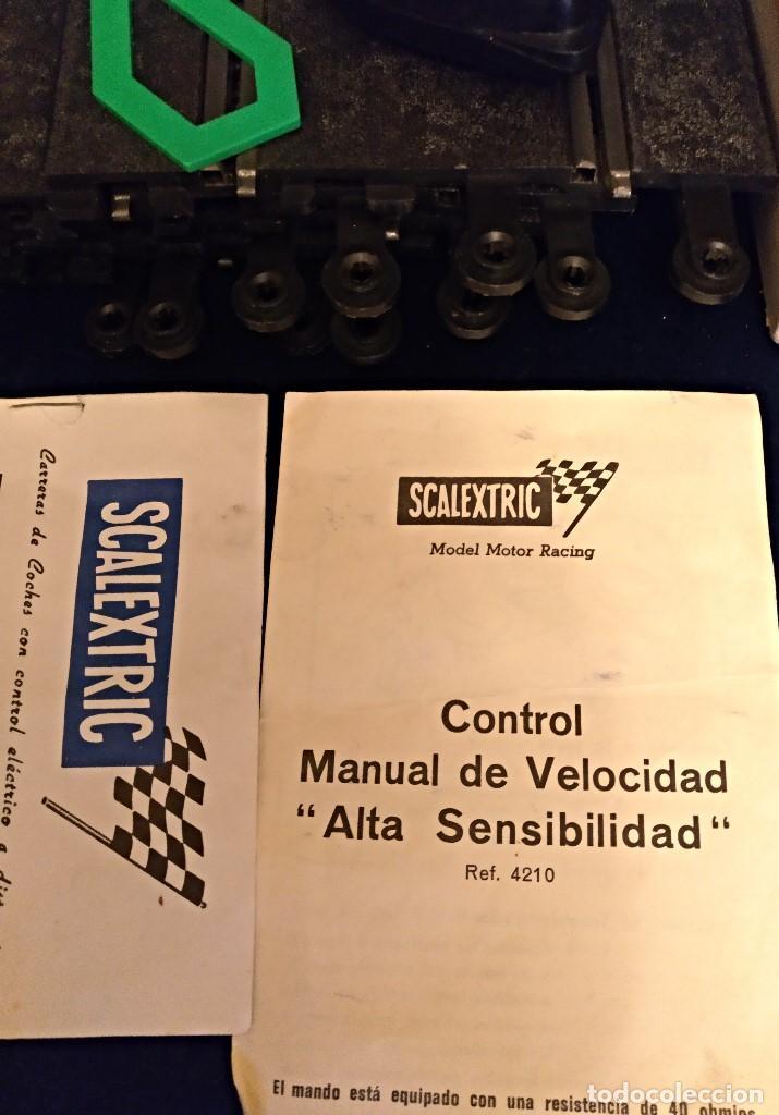 Scalextric: Scalextri de Exin años 70 coches Porche 917,pista Gtl 30 Lemans - Foto 5 - 150066194