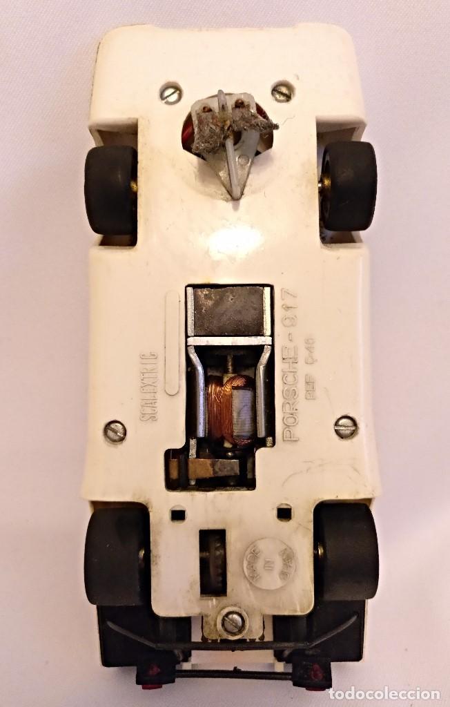 Scalextric: Scalextri de Exin años 70 coches Porche 917,pista Gtl 30 Lemans - Foto 18 - 150066194