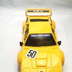 Scalextric: BMW M1 AMARILLO. Lote 150598374