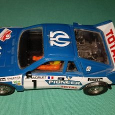 Scalextric: SCALEXTRIC LANCIA RALLY 037 MADE IN SPAIN. Lote 150654041