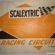 Scalextric: SCALEXTRIC EXIN RACING CIRCUITS 11 EDICION. Lote 150747806