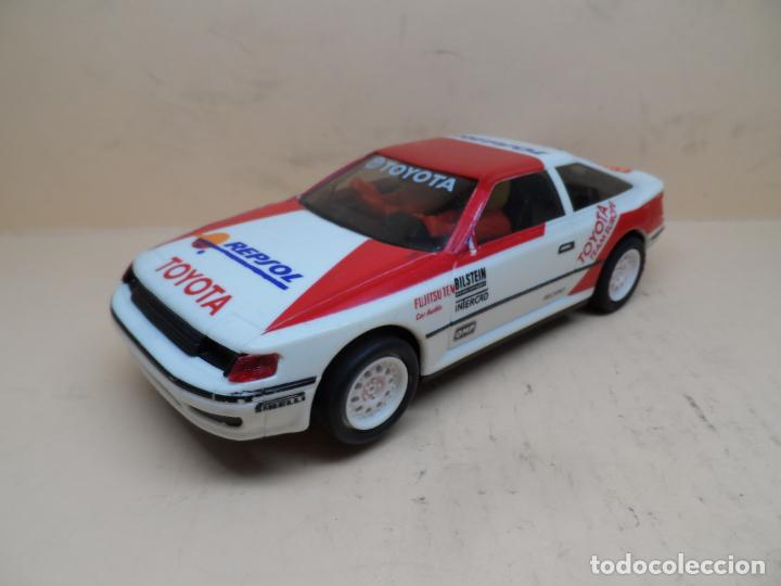 SCALEXTRIC EXIN TOYOTA CELICA REPSOL (Juguetes - Slot Cars - Scalextric Exin)