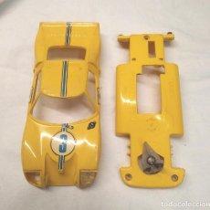 Scalextric: CARROCERIA FORD GT REF C 35 AMARILLO DE EXIN SCALEXTRIC AÑOS 70 . Lote 161779881