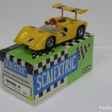 Scalextric: CHAPARRAL GT REF. C-40 AMARILLO EXIN. Lote 151645694