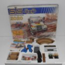 Scalextric: CIRCUITO SCALEXTRIC EXIN, STS 4X4, SUPER TRACTION SYSTEM 2020, COMPLETO, CON COCHES. Lote 151879638