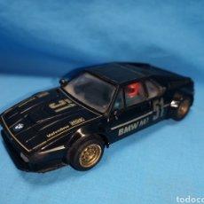 Scalextric: COCHE SCALEXTRIC BMW M1 20 ANIVERSARIO. VER Y LEER. Lote 152259988