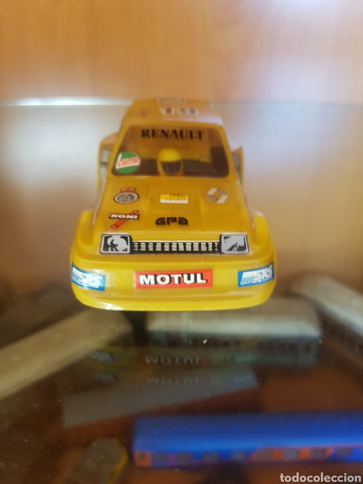 SCALEXTRIC RENAULT (Juguetes - Slot Cars - Scalextric Exin)