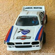 Scalextric: COCHE SCALEXTRIC LANCIA 037 MARTINI DE EXIN. Lote 153489898