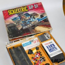 Scalextric: GRAN LOTE 5 CAJAS SCALEXTRIC + COCHES + ACCESORIOS. Lote 154151154