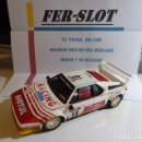 Scalextric: BMW M1 SCALEXTRIC Nº 10 RACING MOTUL TODO ORIGINAL IMPECABLE. Lote 154554058