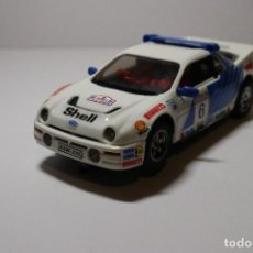 Scalextric: FORD RS 200 BLANCO EXIN. Lote 154555502