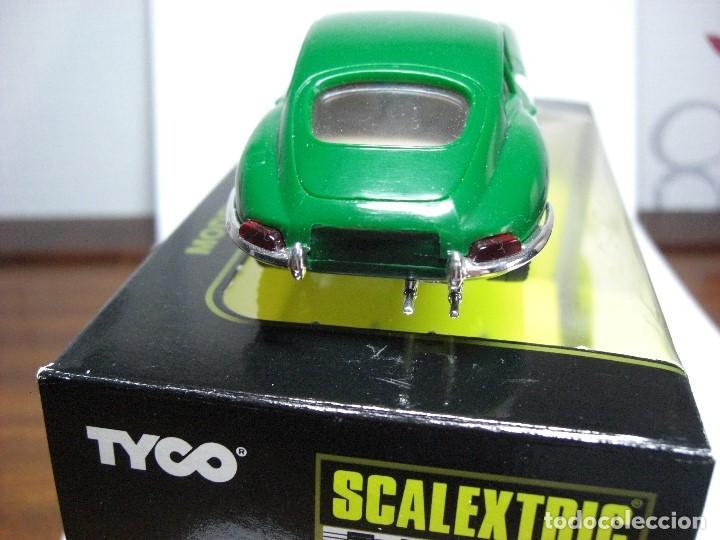 Scalextric: SCX. JAGUAR E. Vintage. - Foto 4 - 154700710