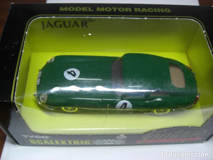 Scalextric: SCX. JAGUAR E. Vintage. - Foto 6 - 154700710