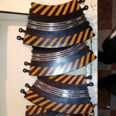 Scalextric: CAJA CURVAS SUPERDESLIZANTES . Lote 155045378