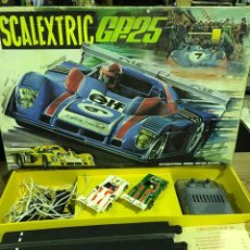 Scalextric: CIRCUITO SCSLEXTRIC GP 25. EXIN.. Lote 155221070