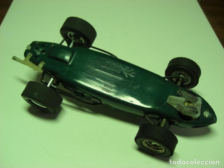 Scalextric: SCALEXTRIC EXIN FERRARI F1 156 ( V6 ) Verde. C-39 - Foto 8 - 155295038