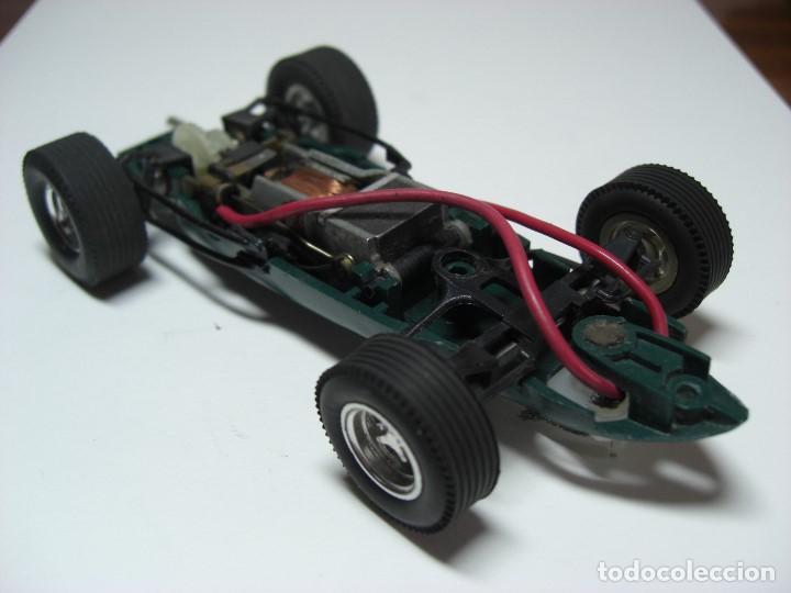Scalextric: SCALEXTRIC EXIN FERRARI F1 156 ( V6 ) Verde. C-39 - Foto 9 - 155295038