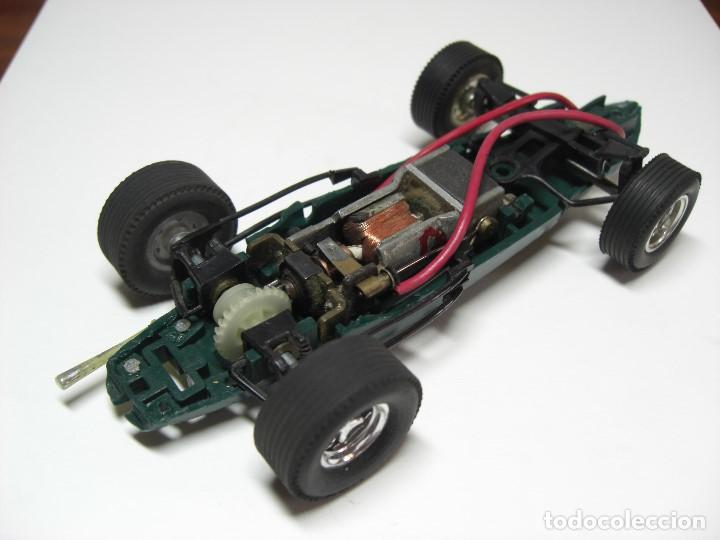 Scalextric: SCALEXTRIC EXIN FERRARI F1 156 ( V6 ) Verde. C-39 - Foto 10 - 155295038