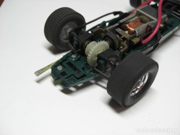 Scalextric: SCALEXTRIC EXIN FERRARI F1 156 ( V6 ) Verde. C-39 - Foto 11 - 155295038